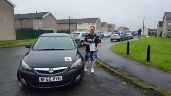 13715 - Awesome driving school canacute;t fault Robs patience amp; guidance would recommend anyone learning too go with xlr8 Wales thanks again Rob<br />