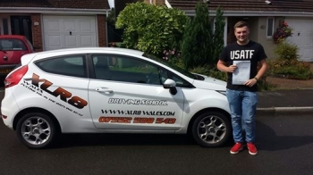 12814 - Absolutely beaming with today Never could of done it without Ali couldnacute;t of asked for better Without doubt will recommend XLR8 to everyone Thank you <br />