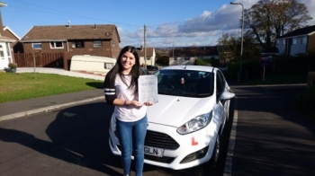 71116 - Thanks to Glenn who helped me pass my driving test within 4 months of being with him I would highly recommend him he is very very patient <br />
