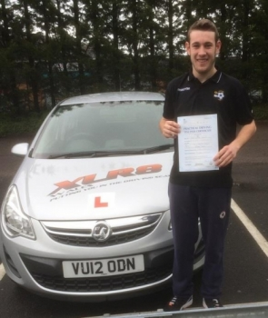 18515 - Thanks for everything youacute;ve done for me put up with me for so long and my erratic driving Canacute;t thank you enough and will be recommending you aswell to everyone I can<br />