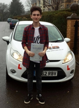 181214 - Such a great time learning to drive one of the best around by far made it easier<br />