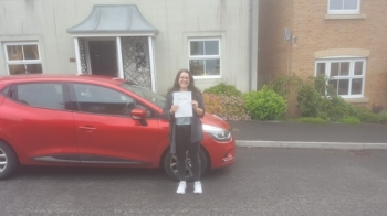 10.6.19 - Well Well Well!!!! She only went and done it 😄 A massive well done to Robin Turner Garcia only gone and passed her Automatic driving test t