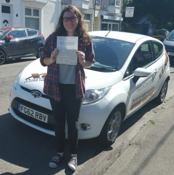 6815 - This was great passed first time on both tests with amazing help from Ali who always believed in me when I didnacute;t <br />