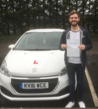 15517 - Started off a fairly nervous driver but I was glad to have an instructor like Pete to keep me on track and focussed on areas to improve and gave me the confidence to pass 1st time Great instructor putting up with me on days I was ill and stressed form work and got me through a pass 1st time around <br />