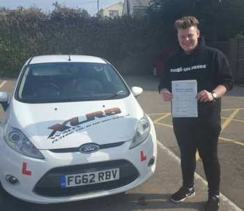 1832016 - Absolutely amazing company to start any driver off thank you so much Ali I couldnacute;t of done it without you if anyone is thinking of instructors to go with youacute;ve come to the right place<br />