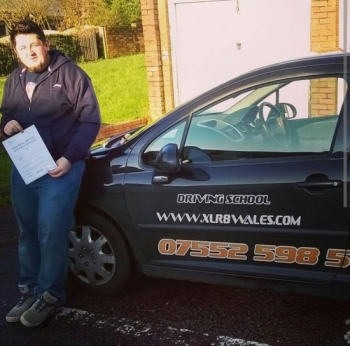 612016 - Well done Josh on passing your test today in Abergavenny with just one teeny tiny minor A fantastic start to the New YearWell done