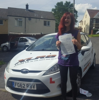 19617 - NEVER in a million years did I think Iacute;d pass first time Thank you Ali for having faith in me even when I didnacute;t Iacute;ll be recommending xlr8<br />
