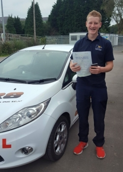 71016 - I really enjoyed my lessons with Ali and passed my test 1st time Thanks a lot<br />
