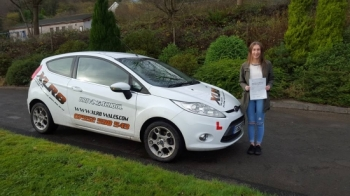 201115 - What a stunning result from Lucy who not only passed her driving test today 1st time after completing a semi intensive coursebut then she went and did it with ZERO faults An absolute stellar result after all your hard work iacute;m sooooo proud of you kiddo