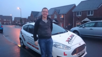 7115 - Congratulations to Mathew Turner on passing his driving test first time today in Merthyr Tydfil Nice one Good luck with the car hunting tomorrow :-