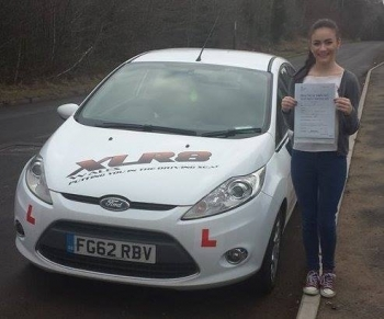 12215 - Huge thank you to Ali Would of never of passed my test with out her excellent teaching skills Would highly recommend to anyone <br />