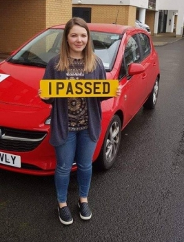 28.2.19 - Congratulations to Megan Rahou on passing her automatic driving test first attempt in Cardiff today with Rhys!!!!! Well done and safe drivin