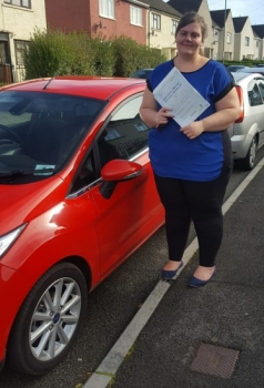 5102017 - I have just passed my driving test first time all thanks to XLR8 I can't thank my driving instructor Ali enough Ali has been absolutely amazing with me She's been brilliant fitting my driving lessons around my jobs as I work silly hours <br />