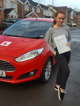 191217 - I loved Ali and all of our lessons she stopped me from stressing and I passed first time So many thanks go to XLR8 Wales would recommend to anybody<br />