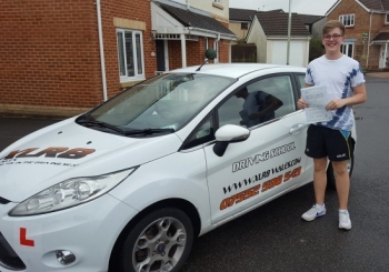 11516 - Would definitely recommend xlr8 driving school great instructors and a massive help towards my driving experience<br />