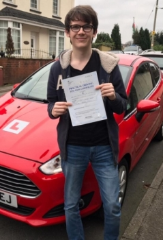3/1/19 - 'I've just passed my driving test and I've had all of my lessons with Ali Brooks as part of XLR8. She is a fantastic instructor, her methods help you identify where you need improvement and support you in gaining that much needed experience. I highly recommend this school and Ali for anyone looking to learn to drive a manual'<br />