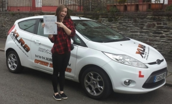 I had such an amazing time learning to drive with Ali she made the lessons fun and had endless patience with my tendency to forget checking my mirrors we got there in the end though Iacute;ll miss my lessons loads but thank you so much to XLR8 Wales for helping me pass my test in 16 lessons may I add<br />