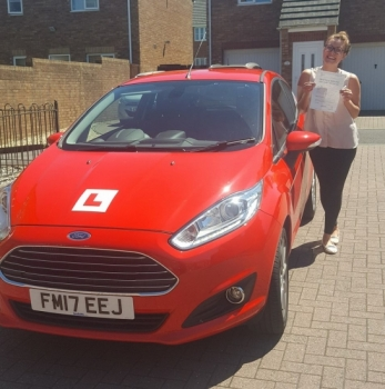 5717 - Ali was absolutely amazing I was a nervous wreck in the car but Ali helped me through it Would recommend these guys to everyone<br />